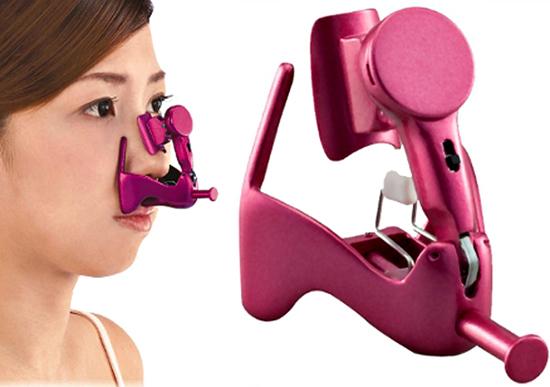 Вытягиваем нос до правильной формы