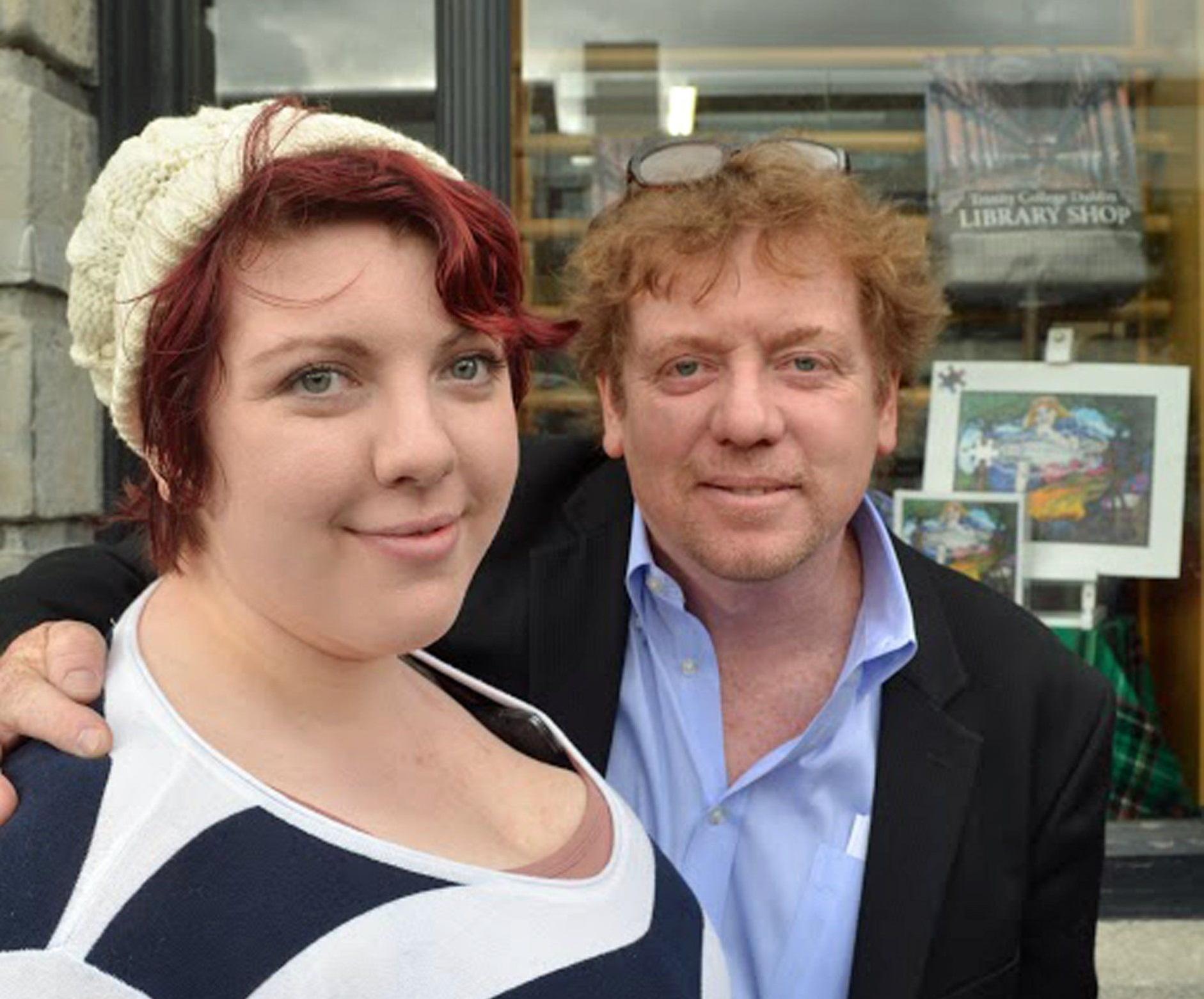 Ирландец подарил дочери на Рождество абдоминопластику и увеличение груди