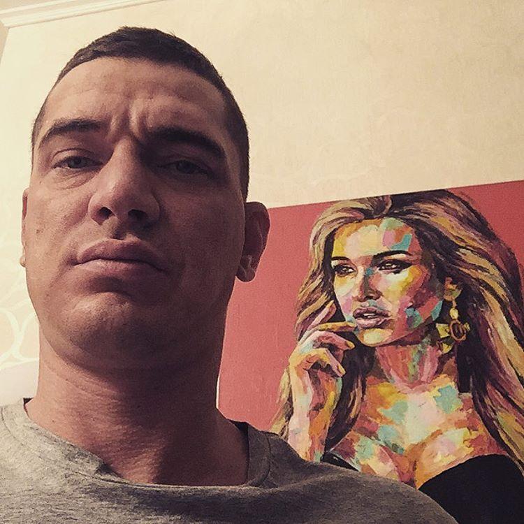 После расставания с Бородиной Курбан Омаров подкачал себе губы