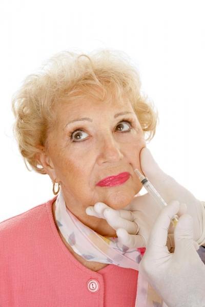Народное средство как убрать носогубные морщины