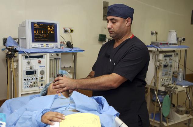 В Ираке пластический хирург дорого заплатил за смерть пациентки