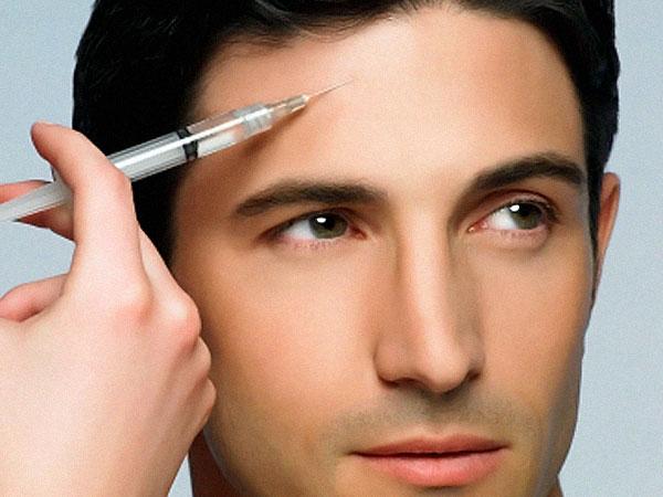 Мужчины стали чаще прибегать к услугам косметологов