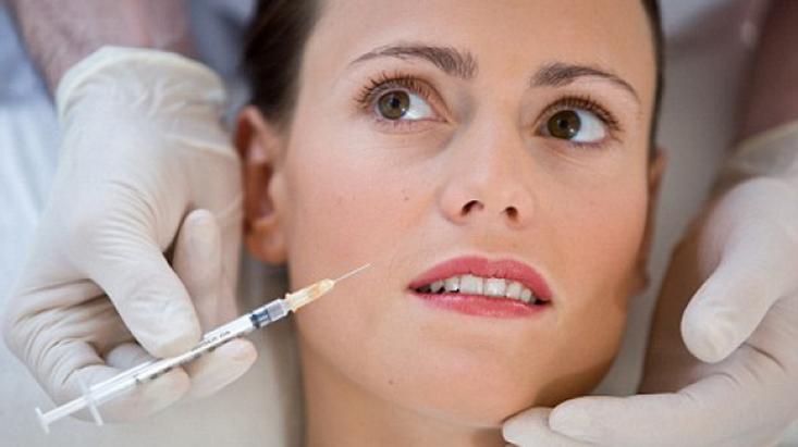 Последние исследования: инъекции ботокса могут вызвать серьезные проблемы со зрением