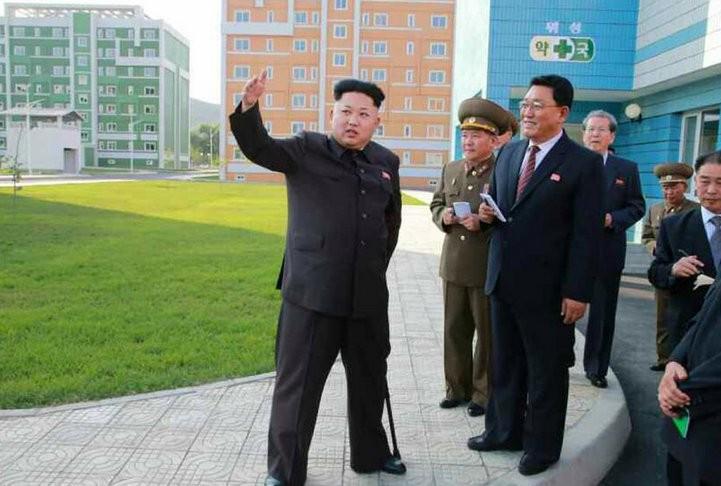 Для схожести к Ким Чен Ыном житель Китая прошел через сложную пластическую операцию