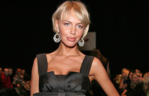 Для восстановления идеальной формы груди Малиновской потребовался миллион рублей