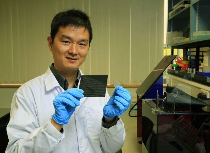 Новейший пластырь с микроиглами для быстрой и эффективной доставки болеутоляющих и коллагена