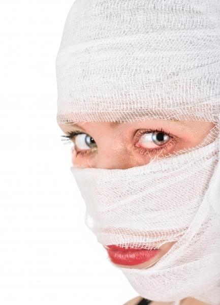 Разработаны большие кожные лоскуты для восстановления тяжелых дефектов лица