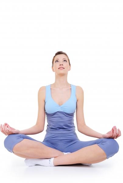 Медитация влияет на генетические факторы