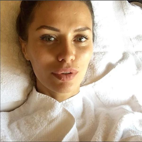 Виктория Боня исправила у хирурга Ким Кардашьян неудачную блефаропластику